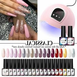 UR SUGAR 20 Colors UV Gel Nail Polish Set Soak Off or UV LED