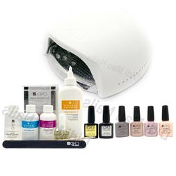 2019 CND Shellac LED Lamp & CND Shellac NUDE Collection Comp