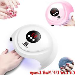 36W LED Nail Dryer UV Lamp Light for Nail Polish Gel Curing