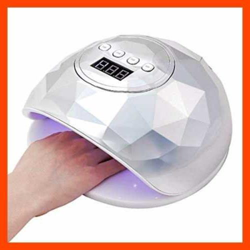 110w nail lamp for gel polish quick