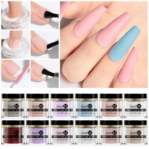 3Boxes MTSSII Dipping Blue Lamp Cure Gel Polish