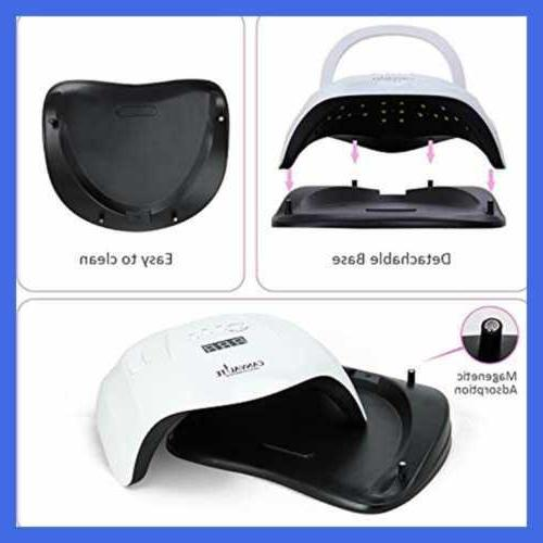 Canvalite Nail Lamp Dryer Curing
