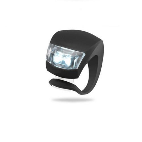 new bicycle lamps silica gel lamp warning