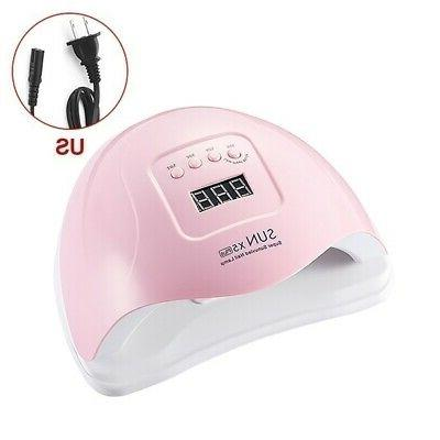 Professional UV Nail Dryer Lamp Salon SUN X5 Plus