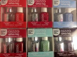 Essie Nail Polish w Gel Setter 6 Different Colors Lot No Lam